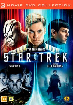 Star Trek, Star Trek Into Darkness & Star Trek Beyond