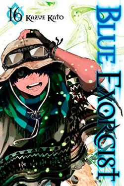 Blue Exorcist Vol 16