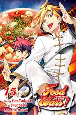 Food Wars Vol 15