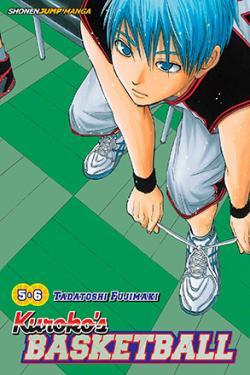 Kuroko's Basketball 2-in-1 Vol 3