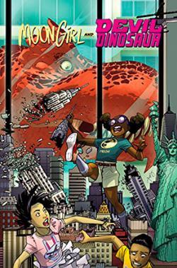 Moon Girl and Devil Dinosaur Vol 2: Cosmic Cooties