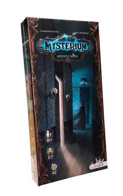 Mysterium - Hidden Signs Expansion (Skandinavisk utgåva)
