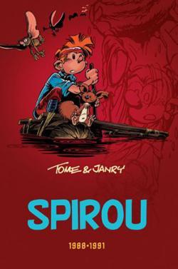 Spirou 1988 - 1991