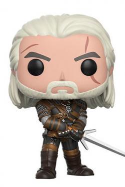 The Witcher 3 Wild Hunt Geralt Pop! Vinyl Figure
