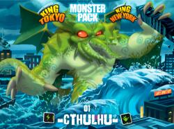 King of Tokyo - Cthulhu Monster Pack