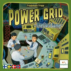 Power Grid - The Card Game (Skandinavisk utgåva)