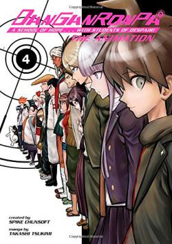 Danganronpa the Animation Vol 4