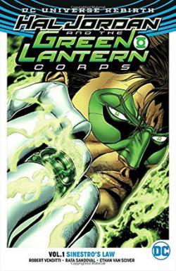 Hal Jordan and the Green Lantern Corps Rebirth Vol 1