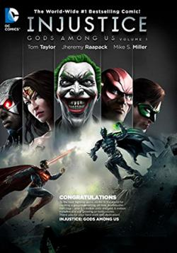 Injustice: Gods Among Us Year 5 Vol 1