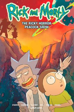 Rick and Morty Vol 4