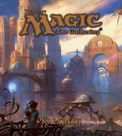 The Art of Magic The Gathering Kaladesh