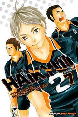 Haikyu Vol 7