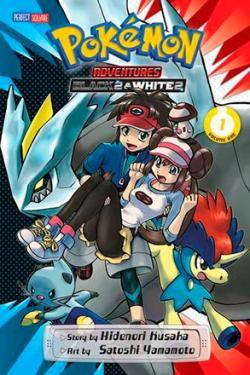 Pokemon Adventures Black 2 & White 2 Vol 1