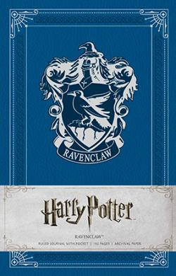 Harry Potter Ravenclaw Ruled Journal