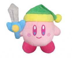 Kirby's Dream Land KIRBY MUTEKI! SUTEKI! Sword Plush