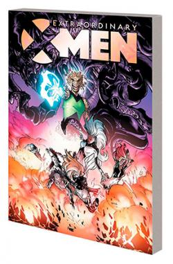 Extraordinary X-Men Vol 3: Kingdoms Fall
