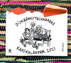 Galagokalendern 2021 - Diskbänkstecknarens kaoskalender