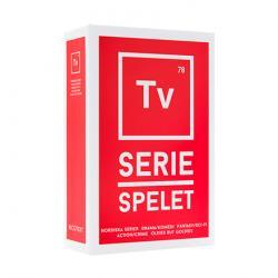 TV-seriespelet: 500 frågor i fem kategorier