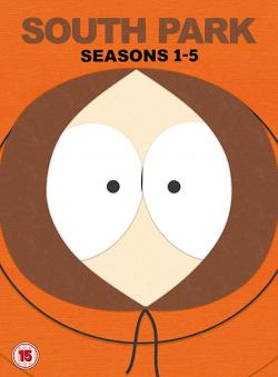 South Park Seasons 1-5
