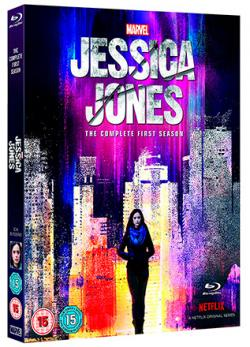 Marvel's Jessica Jones, The Complete First Season