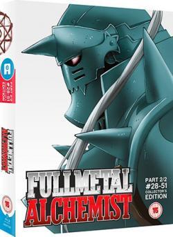 Fullmetal Alchemist, Part 2