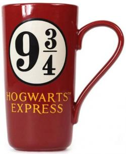 Latte-Macchiato Mug 9 3/4 Hogwarts Express