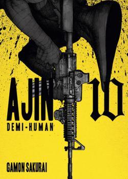 Ajin: Demi Human volume 10
