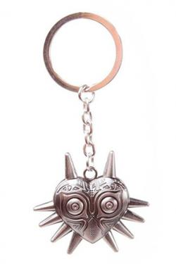 The Legend of Zelda Majora's Mask Metal Keychain