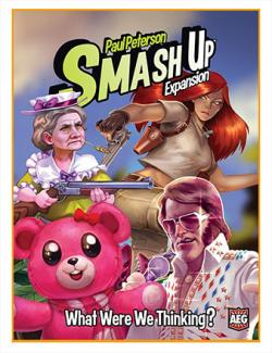 Smash Up - What Were We Thinking? Expansion