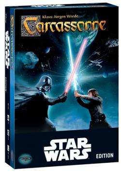 Carcassonne Star Wars (Skandinavisk utgåva)