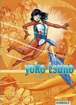 Yoko Tsuno: Vinea i fara