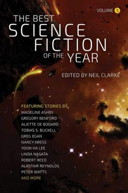Best Science Fiction of the Year Volume 5