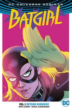 Batgirl Rebirth Vol 1: Beyond Burnside