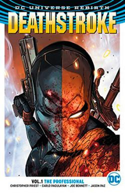 Deathstroke Rebirth Vol 1: The Professional