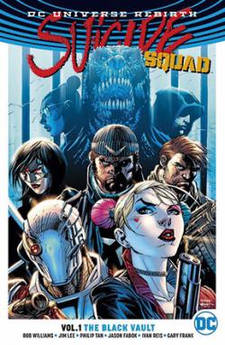 Suicide Squad Rebirth Vol 1: The Black Vault