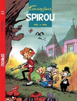 Spirou 1972 - 1975
