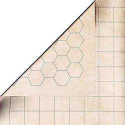Battlemat 1 1/2 inch Square/Hex (Double-sided)