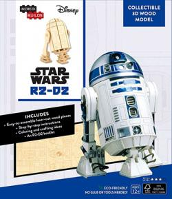 IncrediBuilds: Star Wars: R2-D2 book and model