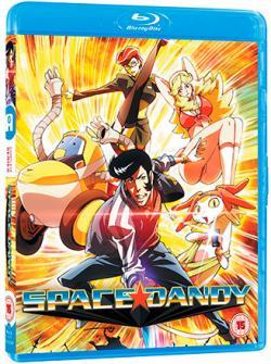 Space Dandy, Series 1 & 2