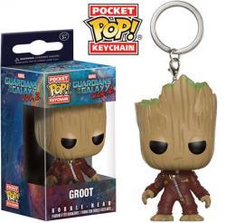 Guardians of the Galaxy Vol.2 Groot Pop! Vinyl Figure Keychain