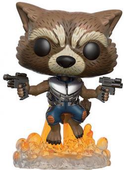 Guardians of the Galaxy Vol.2 Rocket Raccoon Pop! Vinyl Figure