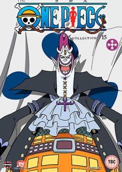 One Piece, Collection 15