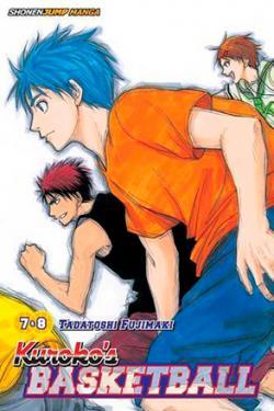 Kuroko's Basketball 2-in-1 Vol 4