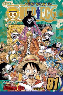 One Piece Vol 81