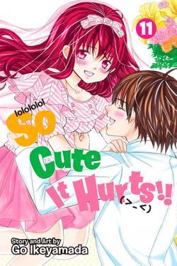 So Cute It Hurts Vol 11