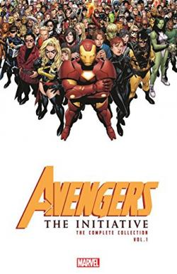 Avengers The Initiative Complete Collection Vol 1