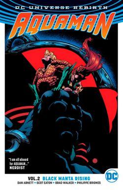 Aquaman Rebirth Vol 2: Black Manta Rising