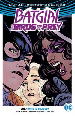 Batgirl and the Birds of Prey Rebirth Vol 1: Who is Oracle