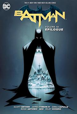 Batman Vol 10: Epilogue