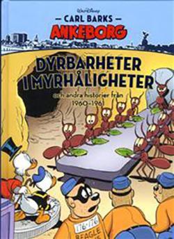Carl Barks Ankeborg - bok 12
